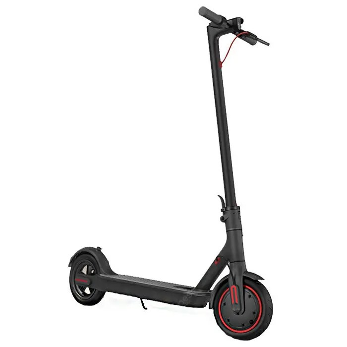 Xiaomi Electric Scooter Pro EU Plug – Black EU Plug