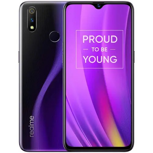 OPPO Realme 3 Pro 4G Phablet 4GB RAM 64GB ROM Global Version