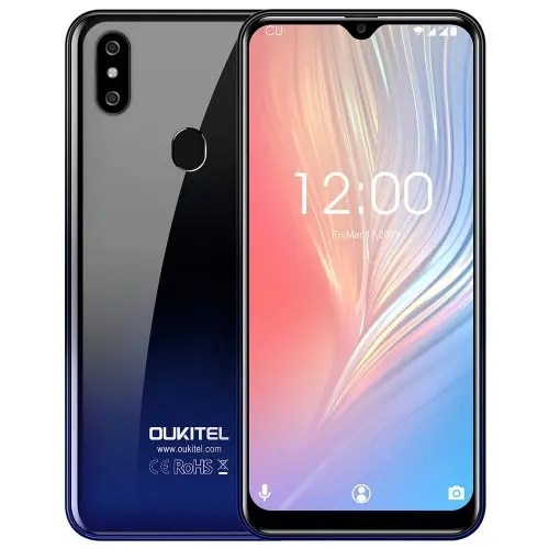 OUKITEL C15 Pro+ 4G Phablet Face ID
