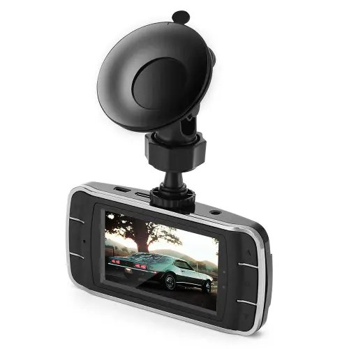 gocomma 2.7 inch Display 1080P Dash Cam Car DVR Recorder with Infrared Night Vision