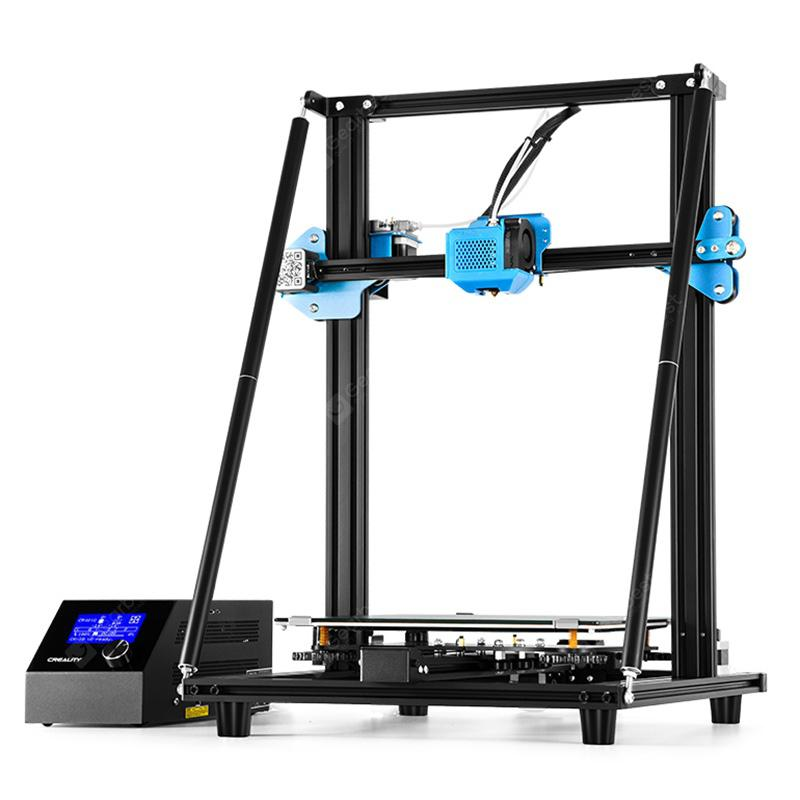 Creality CR – 10 V2 Upgrade Two-way Sphenoid Cooling 3D Printer Ultra-quiet 11Oct