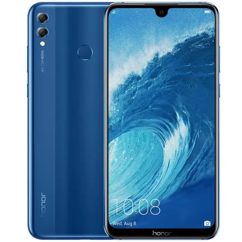 HUAWEI Honor 8X Max 4G Phablet 7.12 inch EMUI 8.2.0 Android 8.1.0 Snapdragon 660 Octa Core 4GB RAM 128GB ROM 2 Rear Camera 5000mAh Global Version