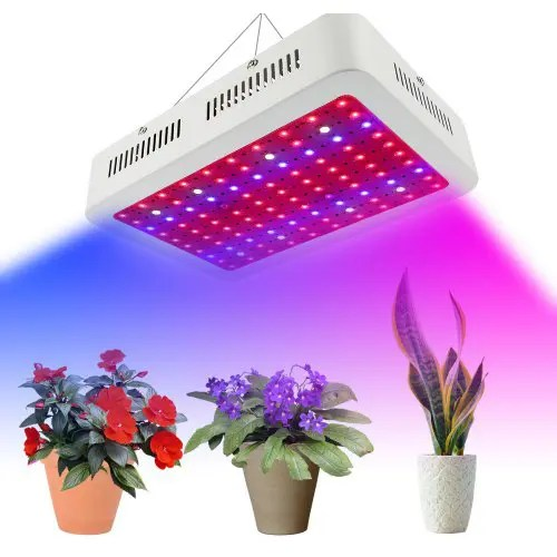 1000Wled 1000W Single Core LED Plant Grow Lamp 85V - 265V UK Plug