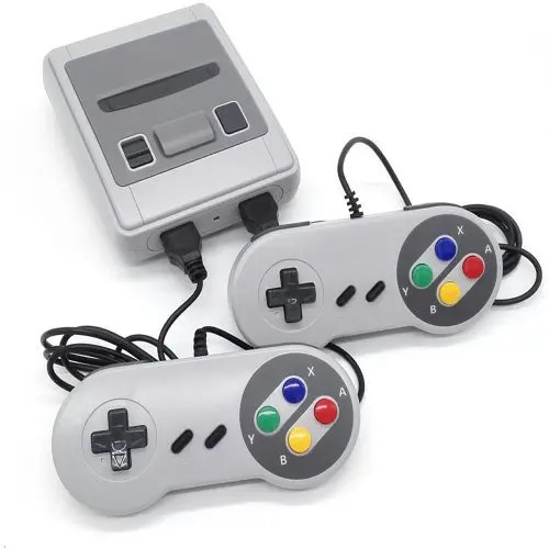 Mini Retro Video Game Console with Built in 620 Games