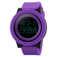 SKMEI Large Dial Outdoor Men Sports LED Digital Calendar Fashion Watch