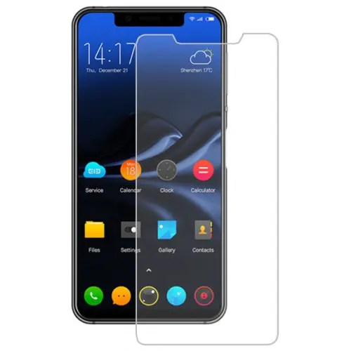 2.5D 9H Tempered Glass Screen Protector Film for Elephone A4 / A4 Pro