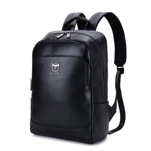 Cow Captain Leather Leather Men's Casual Business Backpack 330