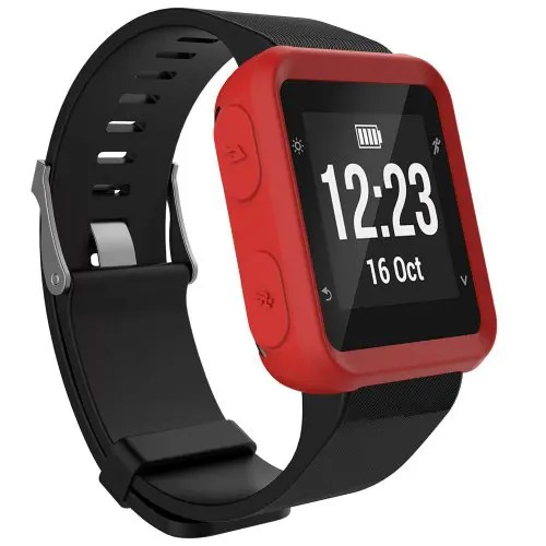 Sports Watch Silicone Protective Band Case For Garmin Forerunner 35/FORERUNNER30
