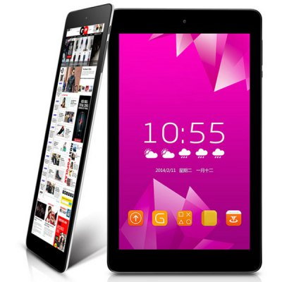Teclast A78 Android 4.4 Tablet PC with 7 inch WSVGA Screen All Winner A31S Quad Core 1.0GHz Camera WiFi 8GB ROM