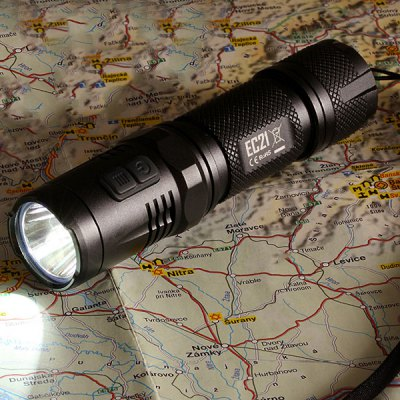 Nitecore EC21 Cree XP-G2 R5 Flashlight