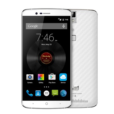 gearbest Elephone P8000 MTK6753 1.3GHz 8コア WHITE(ホワイト)