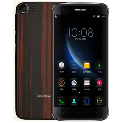 DOOGEE F3 Pro 4G Smartphone Android 5.1 4G Smartphone 5.0 inch 2.5D Corning Gorilla Glass Screen MTK6753 64bit 1.3GHz Octa Core 3GB RAM 16GB ROM