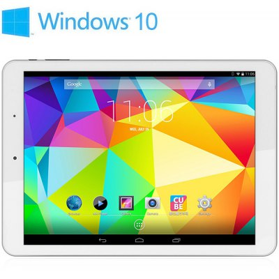 Cube I6 Air Android4.4 + Win10 Tablet PC