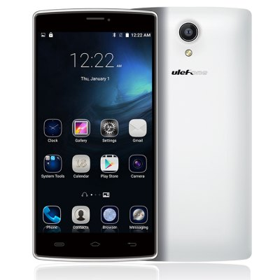 gearbest Ulefone Be Pro 2 MTK6735 1.0GHz 4コア WHITE(ホワイト)