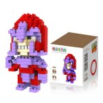 LOZ 210Pcs M - 9135 X-men Magneto Building Block Educational Boy Girl Gift for Spatial Thinking