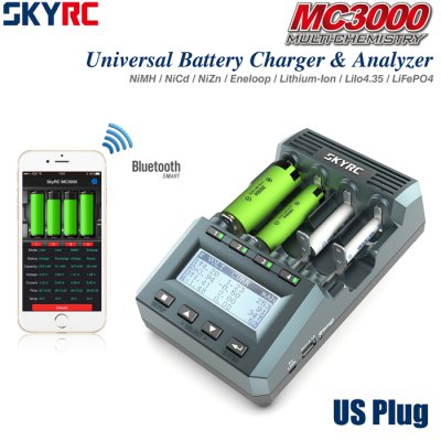 SKYRC MC3000 Battery Charger US Plug