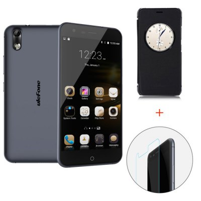 gearbest Ulefone Paris MTK6753 1.3GHz 8コア GRAY GIFT PACKS(グレー ギフトパック)