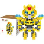 LOZ L - 9401 Bumblebee Micro Diamond Building Block 240Pcs Educational Toy