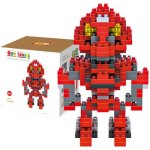 LOZ L - 9404 Stinger Micro Diamond Building Block 240Pcs Educational Toy