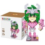 LOZ L - 9483 Andromeda Shun Micro Diamond Building Block 390Pcs Educational Toy