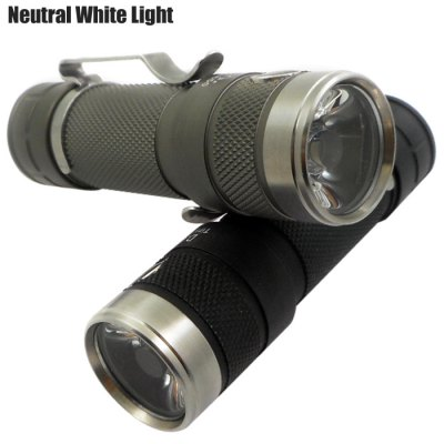 DQG Tiny 4th Neutral White Flashlight