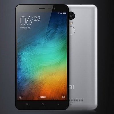 Redmi Note 3 MTK6795 Helio X10 2.2GHz 8コア