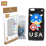 LOZ 5.5 inch Building Block Phone Case