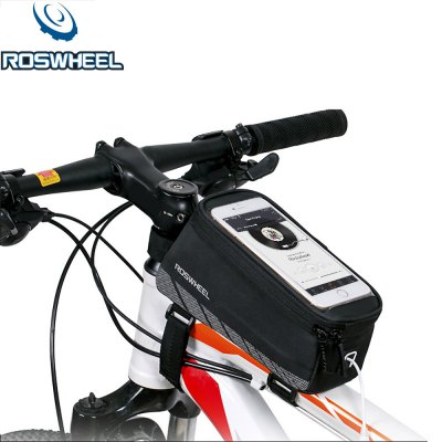 roswheel,bike,front,tube,phone,bag,coupon,price,discount