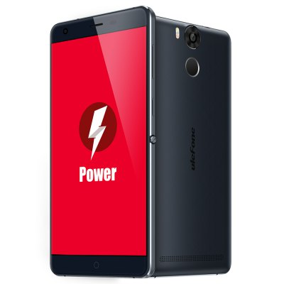 gearbest Ulefone Power MTK6753 1.3GHz 8コア BLACK(ブラック)