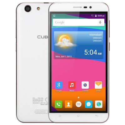 CUBOT NOTE S 3G MTK6580 1.3GHz 4コア