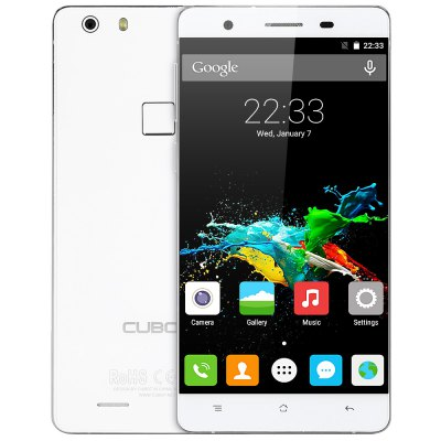 Gearbest Cubot S550 5.5 inch 4G Phablet