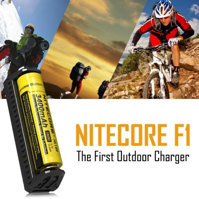 Nitecore F1 IMR Battery Charger