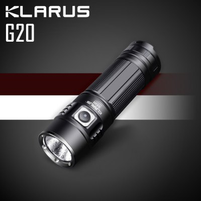 Klarus G20 Flashlight