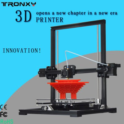 promocja,na,tronxy,x3,3d,printer kit