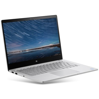gearbest Xiaomi Mi Notebook Air 13 Core i5-6200u 2.3GHz 2コア,Core i7-6500U 2.5GHz 2コア SILVER(シルバー)