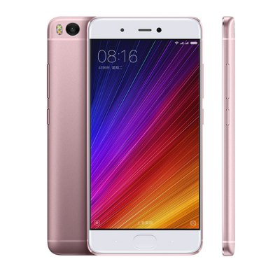 gearbest Xiaomi Mi5s Snapdragon 821 MSM8996 Pro 2.15GHz 4コア ROSE GOLD(ローズゴールド)
