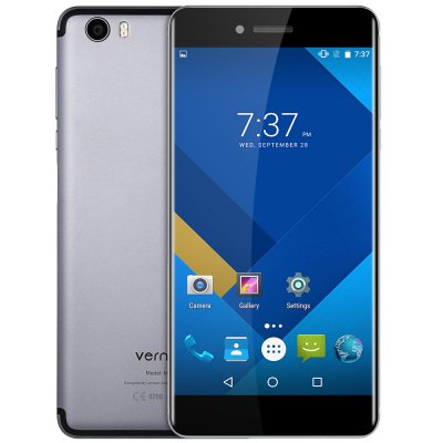 Vernee Mars Android 6.0 5.5 inch 4G Phablet TOP 5 telefoane chinezesti in 2016 cu display edge to edge