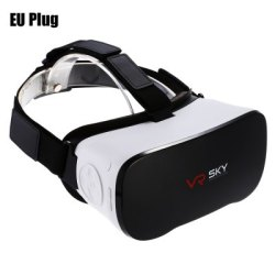 Gearbest VR SKY CX - V3 All-in-one 3D Virtual Reality Headset