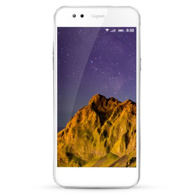 gearbest Gigaset Me Snapdragon 810 MSM8994 2.0GHz 8コア WHITE(ホワイト)
