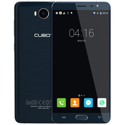 Cubot CHEETAH 2 MTK6753 1.3GHz 8コア