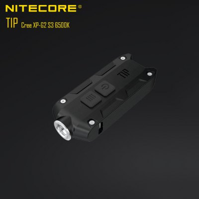 Nitecore TIP XP-G2 S3 Flashlight Black