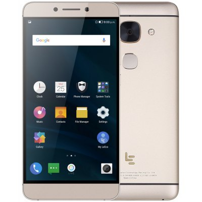 gearbest LeTV LeEco Le Max 2 X829 Snapdragon 820 MSM8996 2.15GHz 4コア GOLD(ゴールド)