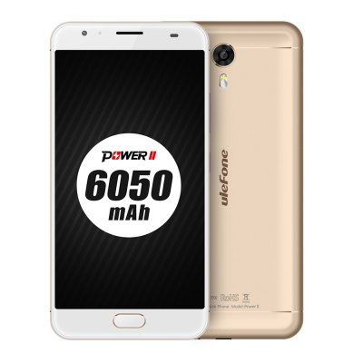 gearbest Ulefone Power 2 MTK6750T 1.5GHz 8コア GOLDEN(ゴールデン)