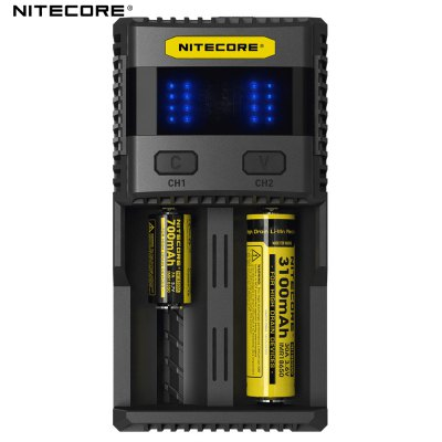 Nitecore SC2 Battery Charger US Plug