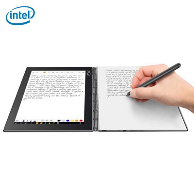 Lenovo Yoga Book Digital Drawing Android 6.0 Intel Atom X5-Z8550 Quad Core 1.44GHz 4GB RAM 64GB ROM Dolby ATMOS Dual Cameras Tablet PC