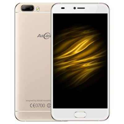 AllCall Bro 3G Smartphone - Gold Android 7.0 Dual Rear Cameras Full Metal Body