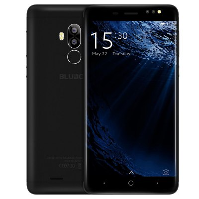 Bluboo D1 Android 7.0 Dual Rear Cameras Metal Unibody 3G Smartphone