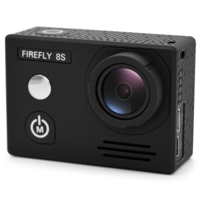 HawKeye Firefly 8S 170 Degree Action Camera