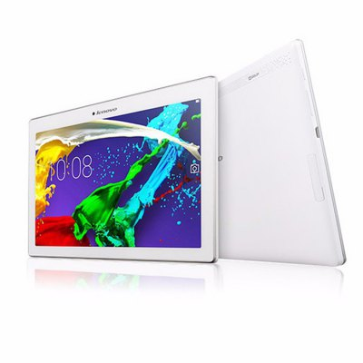 gearbest Lenovo Tab 2 A10 - 70F MTK8165 1.7GHz 4コア WHITE(ホワイト)