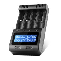 zanflare C4 Battery Charger